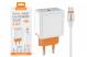 Punjač - Newtop - 3.0 A USB - Bijela