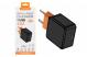 Punjač - Newtop - 3.0 A USB - Crna