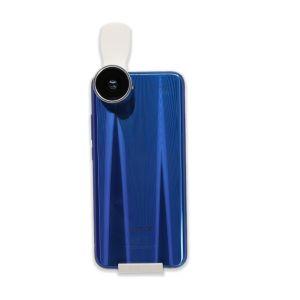 Objektiv za mobitel - Clip Lens - 2u1 - Wide / Macro - Srebrna