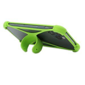 Univerzalna Maskica - Silikonski Bumper / Zaštita za mobitel - Svjetlozelena