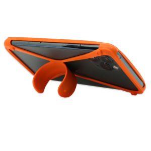 Univerzalna Maskica - Silikonski Bumper / Zaštita za mobitel - Narančasta