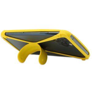 Univerzalna Maskica - Silikonski Bumper / Zaštita za mobitel - Žuta