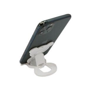 Stalak za mobitel - Medo - Bijela