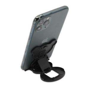 Stalak za mobitel - Medo - Crna