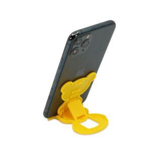 Stalak za mobitel - Medo - Žuta