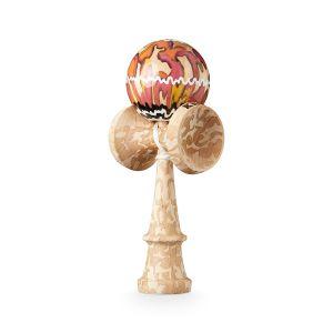 Krom Kendama - Plasticity - Naked Apex - Narančasta