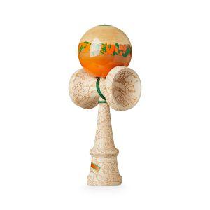 Krom Kendama - Unity - Equilibrium - Narančasta